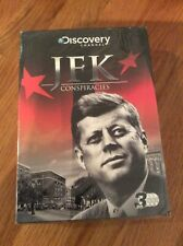 JFK Conspiracies 3 Disc Boxed Set - New and Sealed