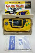 Brand New Sega Game Gear Console HGG-3212 Tested Japan Retro - Yellow NIB MINT