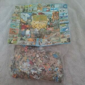 Jigsaw Puzzle Of Zoos And Aquariums
