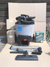Numatic RSB140 Grey Commercial Battery Back Pack Vacuum Cleaner Refurbished