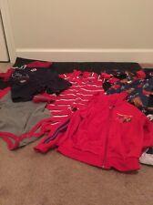 Clothes Baby Boys Lot 6 Pcs Jacket Sleepers Onsies Sz 24M Bodysuit Top Shirt