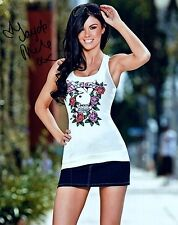 Jayde Nicole Signed Photo 8x10 #138 Playboy Playmate of the Year 2008 Centerfold