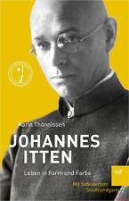 Fachbuch Johannes Itten - Leben in Form und Farbe, informativ, NEU