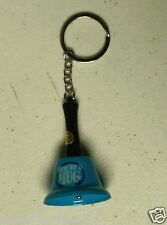 """RING FOR A HUG 2-1/2"""" Bell Key Ring (#D119) keychain"""