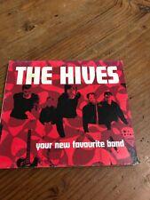 THE HIVES YOUR NEW FAVOURITE BAND CD Digipak Barely Legal Veni Vidi Vicious