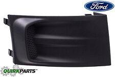 2008-2011 Ford Focus Left Driver Front Bumper Fog Light Lamp Hole Cover OEM