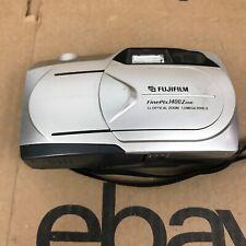 Fujifilm FinePix 1400 Zoom 1.3MP Digital Camera With SD Card 2.H1