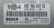 VW PASSAT ECU TUNEDTO 210 BHP FOR UPG TURBO GTB1756VK  038906019DS 1.9 TDI AVF