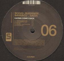 SCAVO & GUERRIERI VS BARRACU - Karma Comes Back - Feat. Sadia - Shibusa