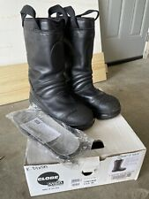 New listing Globe Shadow 14� Structure Fire Boot, Men's 13 W