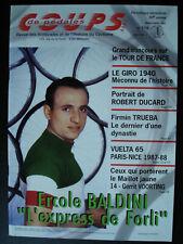 CYCLISME Coups de pédales N° 119 mars-avril 2007 Ercole BALDINI....