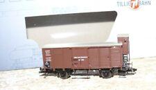 HS Tillig 17929 Gedeckter Güterwagen  Gm der Halberstadt-Blankenburger Eisenbahn