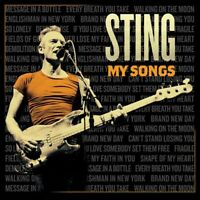 Sting - My Songs - New Vinyl 2LP + Poster