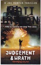 Judgement and Wrath by Matt Hilton New Paperback Book