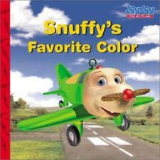 Snuffy's Favorite Color by Kelli  NEW
