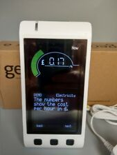 NEW!Geo Duet 2 or Solo 2 Energy Monitor Calculate Cost Gas/Electricity Wireless