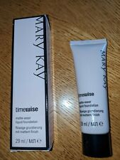 Mary kay timewise matte-wear liquid foundation-Ivory 3