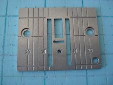 Bernina Stitch Needle plate 5.5mm 125 135 145 part # 030202.50.00