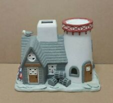 Partylite Stoney Harbor Lighthouse Tea light Candle Tealight Replacement P0383