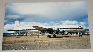 Alcon Douglas DC-6 CP-1010, La Paz-El Alto, 12.72, Aviation Aircraft Photograph
