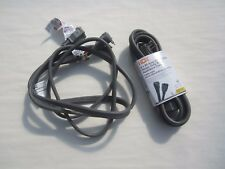 Free Ship, Pair of HDX 9 ft. 12/3 3-Wire Appliance Cords 12 Gauge 250 Volt
