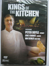Kings of the Kitchen (DVD, 2008) Peter Doyle, Eric Chavot, Ian Scully NEW SEALED