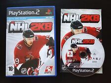 NHL 2K8 - PlayStation 2 - Free, Fast P&P! - 2008, 2K Sports, Ice Hockey