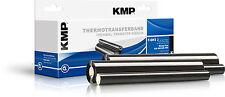 KMP Faxrolle per Sharp ux-3cr 2x fax ux-310 370 385 470 485 530 nx-670 fo-73 BK