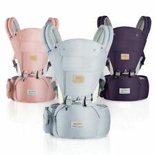 9 in 1 Baby Carrier Ergonomische Babytrage Kindertrage Bauchtrage Rückentrage