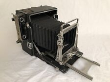 New ListingGraflex Crown Graphic 4x5 Large Format Film Camera Body Only