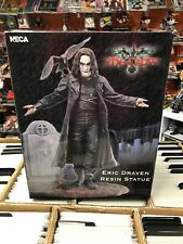 NECA The Crow Eric Draven Resin 15-inch Limited Edition Statue
