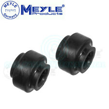 2x Meyle (Germany) Anti Roll Bar Bushes Front Axle Left & Right No: 014 032 0084