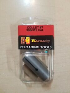 Hornady  Cam-Lock Bullet Collet #7 for 308-312 Cal mpn 392160 NIP