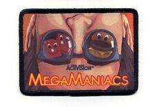 Activision Megamaniacs Patch -- FREE SHIPPING to US addresses