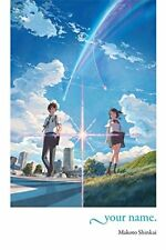 Your Name by Makoto Shinkai (2017, Hardcover) Light Novel new