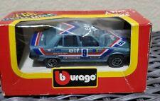 Burago 1/43 - Diecast Model Car - Renault 9  Race Car - Cod 4109