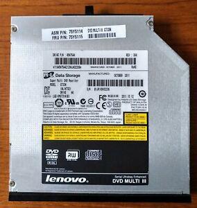 FAULTY Lenovo Serial Ultrabay Enhanced / DVD Multi III Rewriter CD Laptop Drive