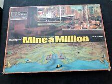 Mine A Million board game Waddingtons 1965