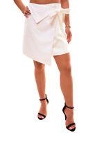 Finders Keepers Women's Mini Arabella Skirt Cloud Size S RRP $120 BCF85