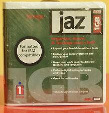 Vintage Jaz Imoega 1GB Storage Disk IBM Formatted New Factory Sealed
