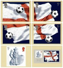 GB POSTCARDS PHQ CARDS MINT NO. 242 2002 FOOTBALL WORLD CUP