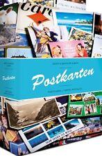 Album POSTKARTEN pour 200 cartes postales, avec 50 feuilles reliées Réf 342620