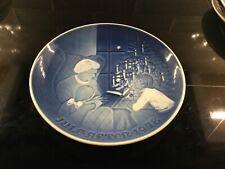 New ListingBing & Grondahl Christmas Plates. Years 1978 - 1984