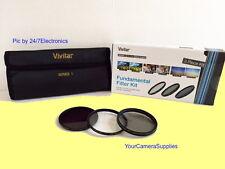 Filter Kit 62mm ND8 UV CPL AptTo Tamron 18-250 70-300 75-300 18-270 18-200 mm