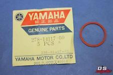 NOS Yamaha Carburetor Plug Screw Washer RD250 MX100 RD350 YZ125 278-14117-00