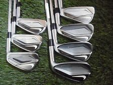 Nike Vapor Pro Combo Forged Iron Set 4-Pw (7pc) Golf Clubs Steel Stiff Flex TTDG