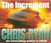 CHRIS RYAN The Increment read by Tyler Butterworth on 3 x CDs Audio Book - NEW