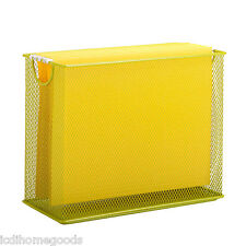 Table Top Hanging File Organizer Lime #OFC-04873 by Honey Can Do