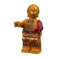 LEGO Star Wars C-3PO Red Arm Minifigure Polybag 5002948