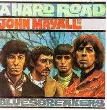 JOHN MAYALL AND THE BLUESBREAKERS a hard road (CD album) EX/EX 984 222-5 blues